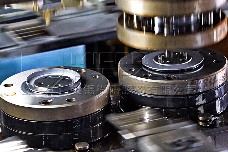 Multi-station Progressive Drawing Die - Wuxi Micro Research